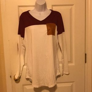 Tops - Long Sleeve Size Large